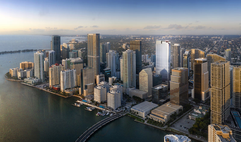 How COVID-19 Sped Up Construction at a Miami Office Tower
