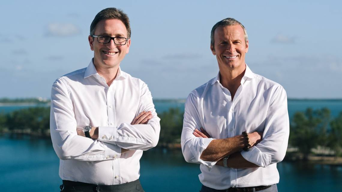 Why Vlad Doronin and Jonathan Goldstein are betting billions on Miami