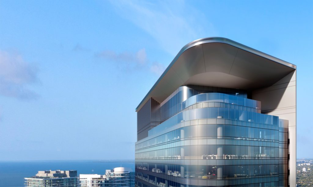 CI Financial to Launch U.S. Headquarters at Miami's 830 Brickell Office Tower