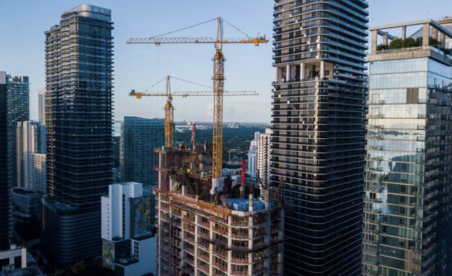 Star Firms Flock to Brickell Office Tower — And It's Not Even Finished Yet